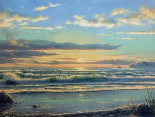Seascape (18x24) SOLD OUT