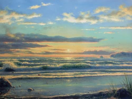Seascape (18x24)