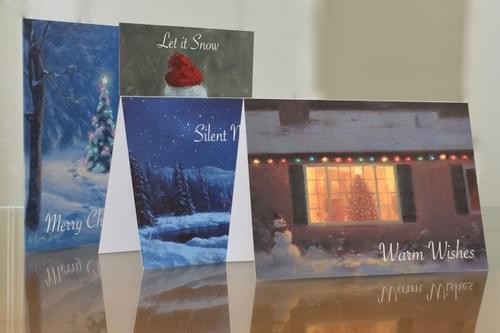 Christmas Card Sampler