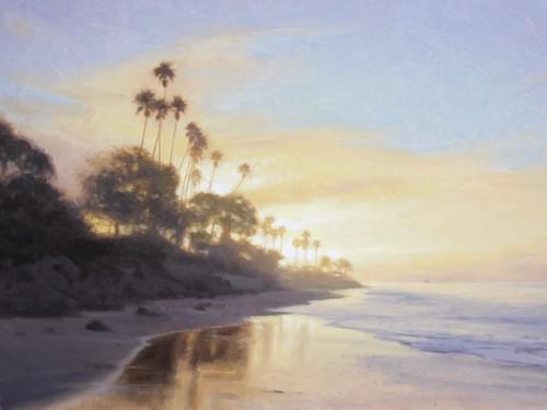 Butterfly Beach (20x15)