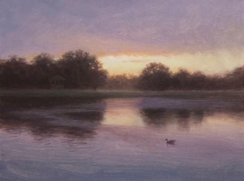 Quiet Reflections (6x8)