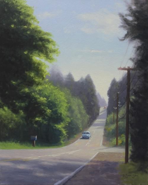 Hunt Street (20x16)