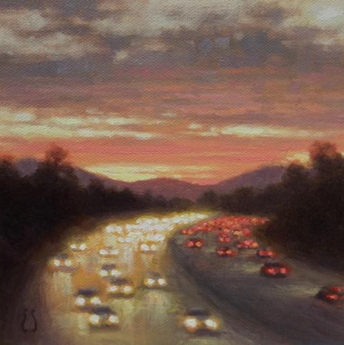 River of Light (6x6)