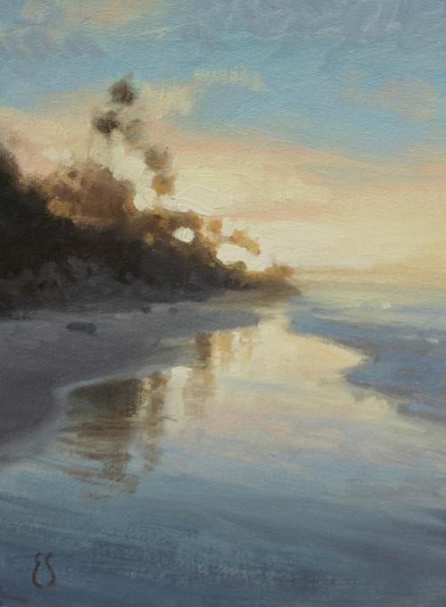 Morning Reflections Study (8x6)