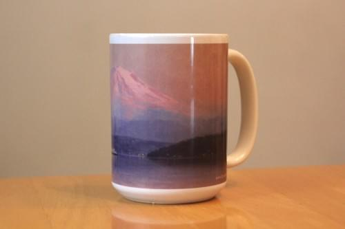 """Crossing the Sound"" Mug"