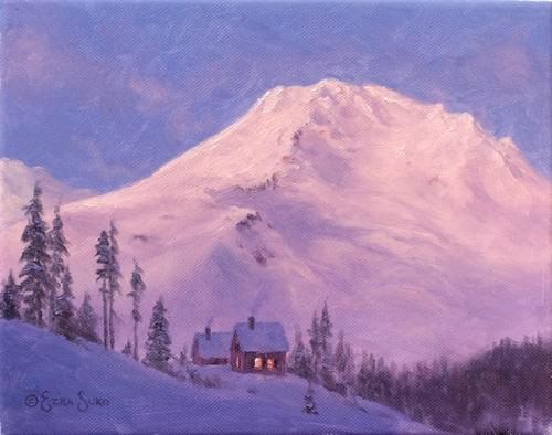Winter's Warmth (8x10)