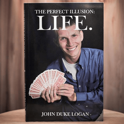 "Book - ""The Perfect Illusion: Life"""