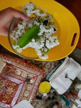 Kings Royal Treatment (Spiritual Foot Washing)