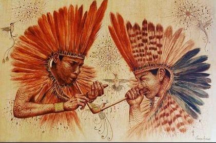 Sacred Medicine Ceremony {Rapeh / Hape}