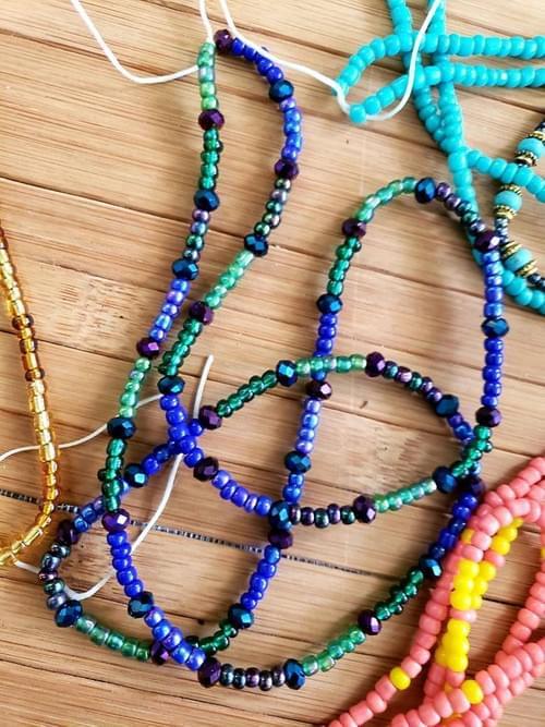 Womb Waist Beads