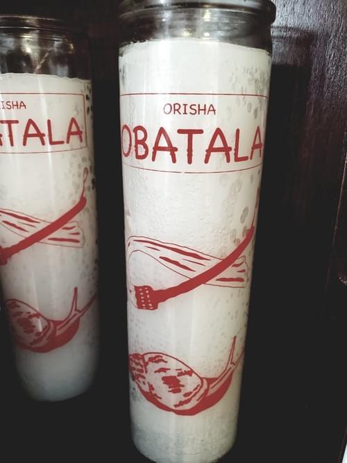 Spiritual Candles