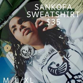 Sankofa House Savannah Sweatshirt