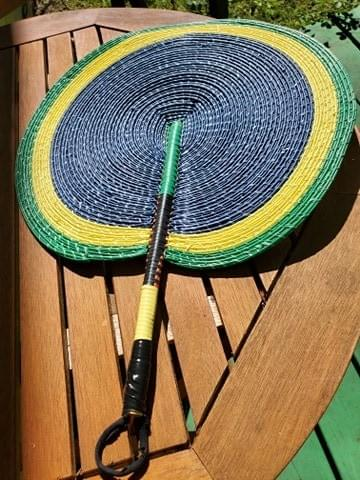 Nigerian Multicolored Fan