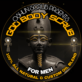 God Body Scrub for Men