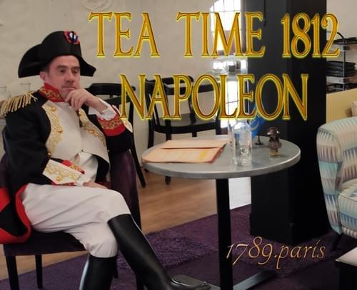 TEA TIME  1812