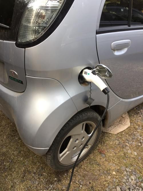 Instalación de cargadores ELÉCTRICOS de autos
