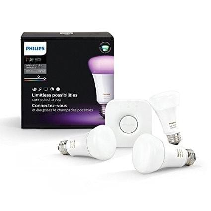 Philips Hue White and Colour Starter Kit GEN 3