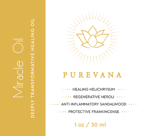 Purevana Miracle Oil