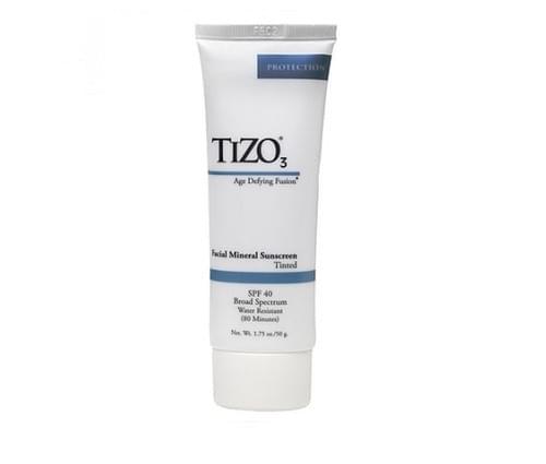 TiZO 3 Facial Mineral Sunscreen SPF 40 (Tinted)