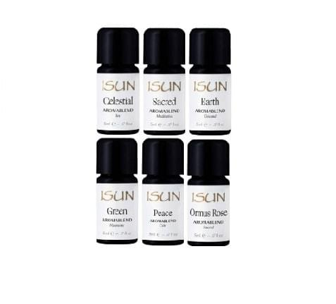 Isun Essential Oil Blends