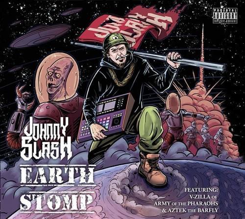 Johnny Slash - Earth Stomp