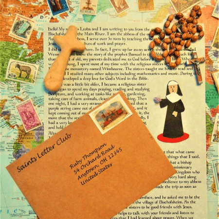 Letter from St. Lioba