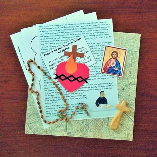 Letter from St. Claude Colombière