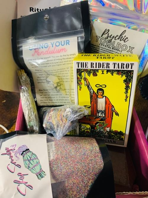 Psychic Tool Box