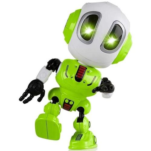 Smart Robot Talking Alloy Robot Control Interactive Changing Voice Toy Kid