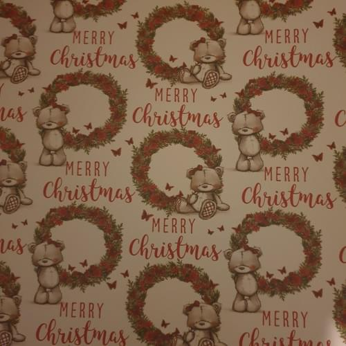 Christmas Assorted Wrapping Paper Sheets