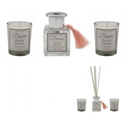 Desire Boutique Diffuser & Candle Set