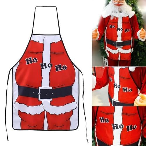Ho Ho Ho Christmas Apron