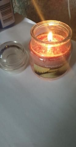 Salco Temptations Candle
