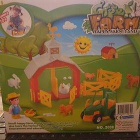 Green farm Sets
