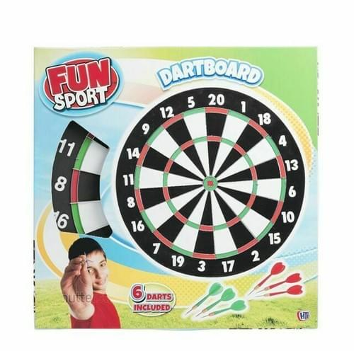 Fun Sports Dart Board