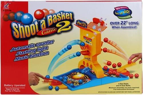Shoot a basket Game