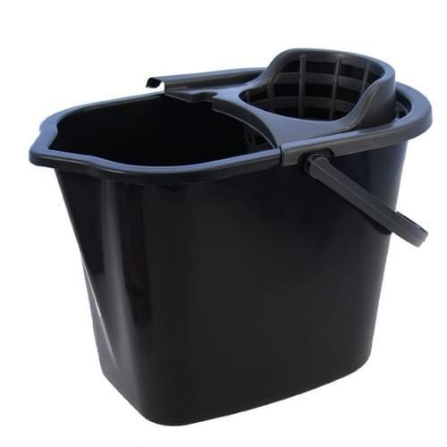 Brush, Mop, Bucket, Dust Pan Set