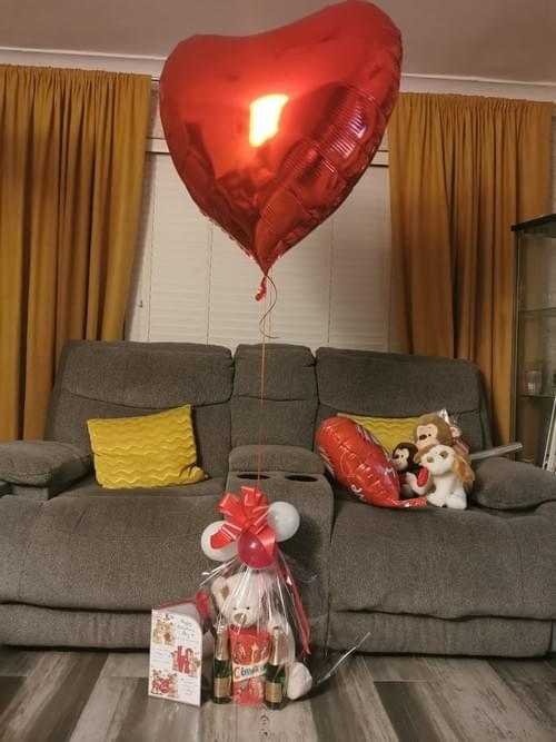 Adult Balloon Hampers