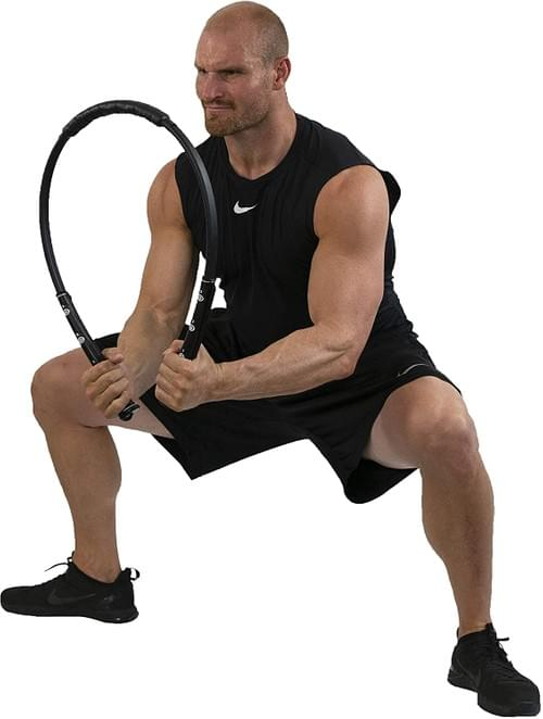 The Ultra-Flex Pro - All-in-one fitness trainer for core strength, shoulder rehab, and target muscle