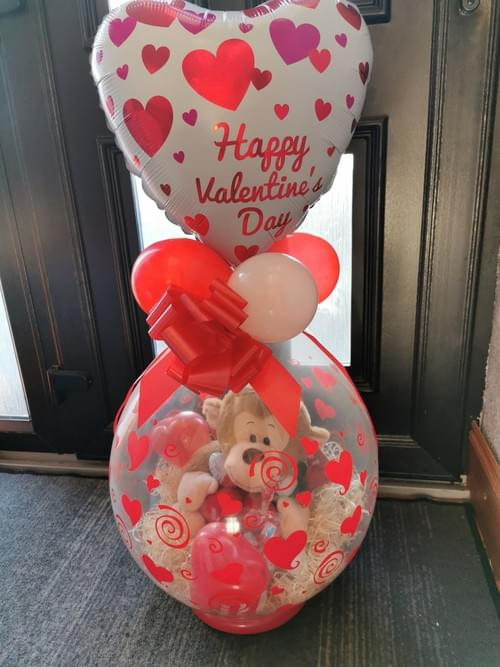 Adult Balloon Hampers