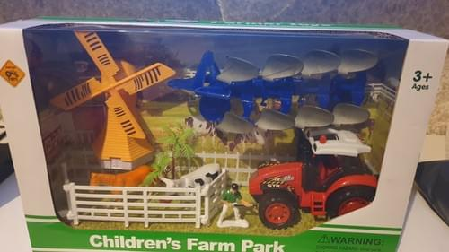 4 Piece Farm Sets
