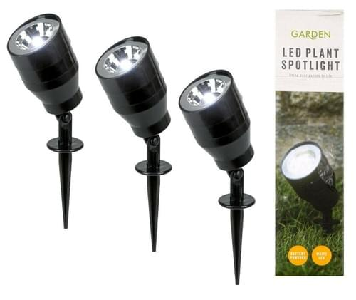 Garden led plant spotlight