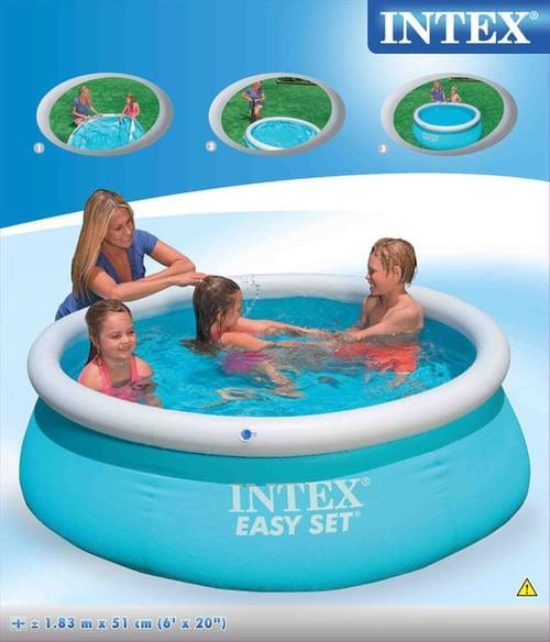 Intex Easy Set Pool 183 cm inflatable pool