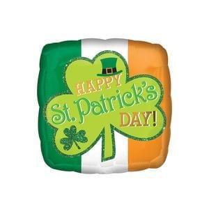 St. Patrick's Day Balloons