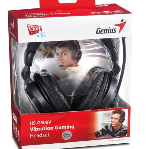 Genius HS-G500V PC Gaming Headset with Microph