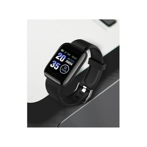 Smart Bracelet Sport Fitness Activity Tracker Heart Rate Monitor Blood Pressure Call Reminder