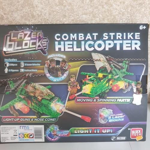 Light Up Helicopter