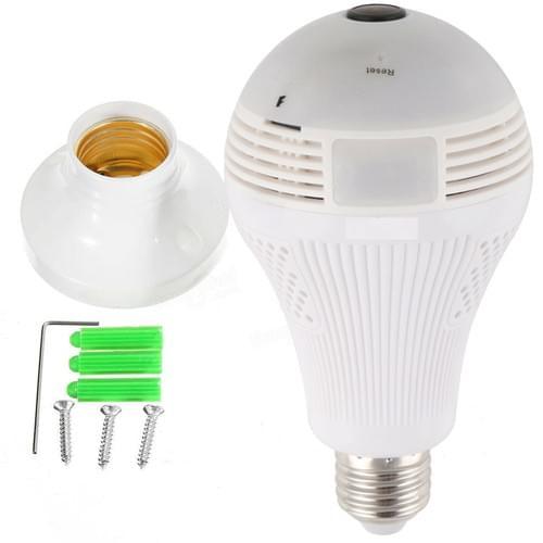 Wifi Smart Camera light Bulb 1080p