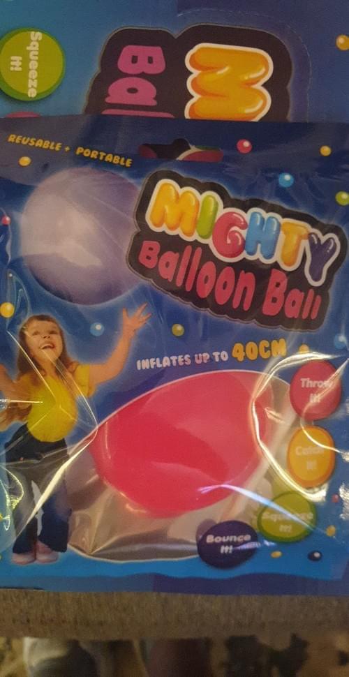Mighty Balloon Ball