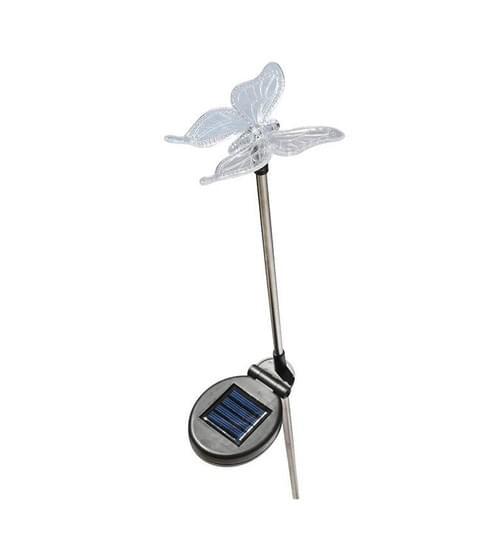 Butterfly solar light